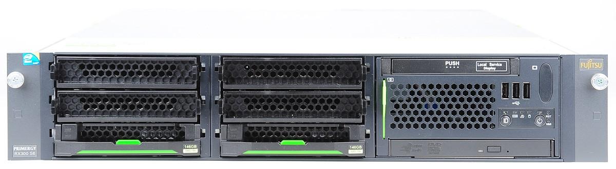 Recupero dati server Fujitsu