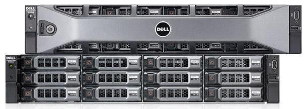 Recupero dati server DELL