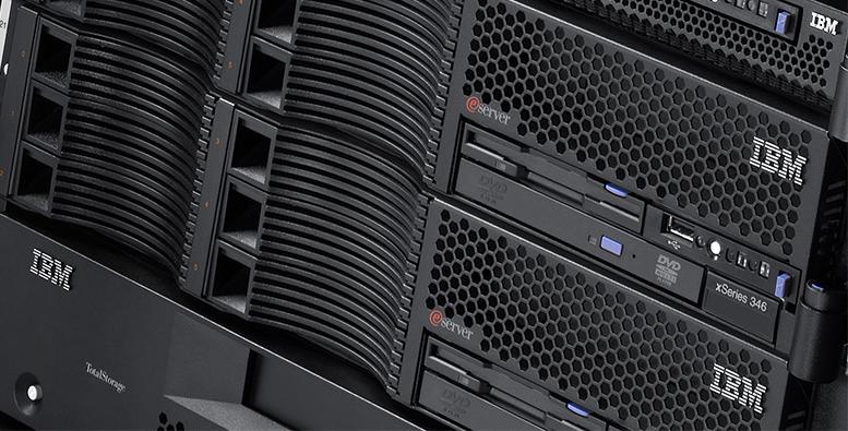 Recupero dati server IBM